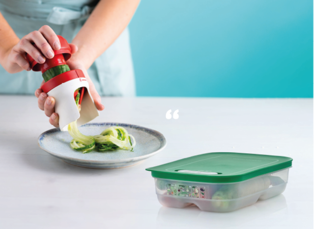 Tupperware Handy Spiralizer & VentiSmart Laag